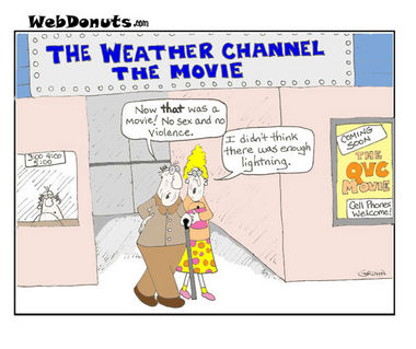 Weather Channel Cartoon