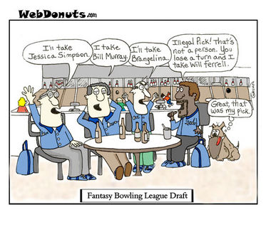 Fantasy Bowling League