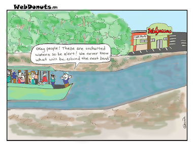 Walgreens Cartoon