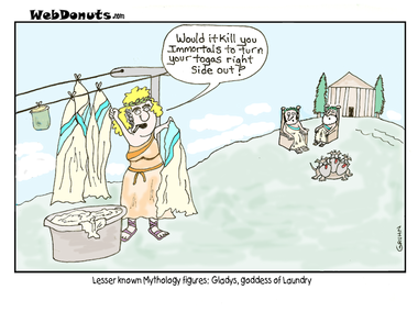 The Laundry Goddess