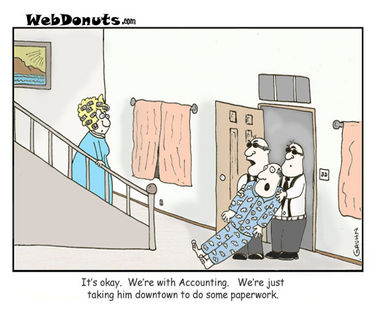 Accounting Abductions