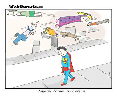 Supermans Dreams