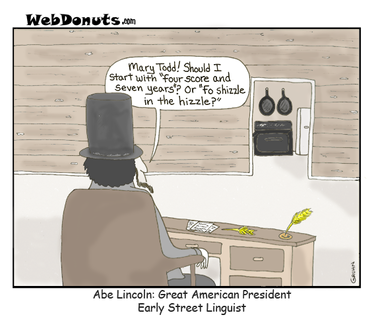 Abe the Linguist