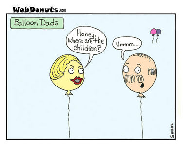 Balloon Dads