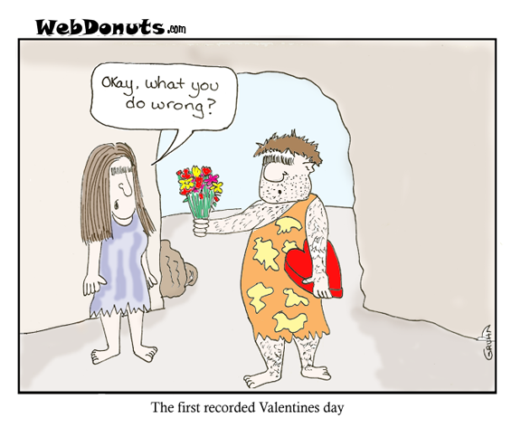 The First Valentines