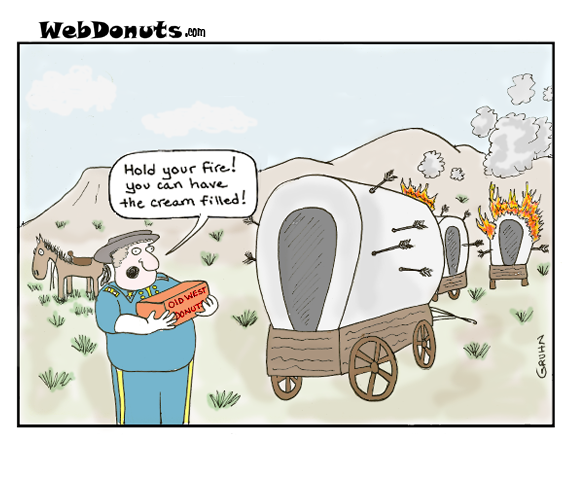 Old West Donuts