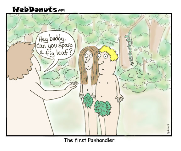 The First Panhandler